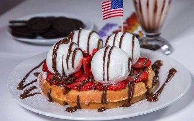 Waffle Jack's American Diner 6