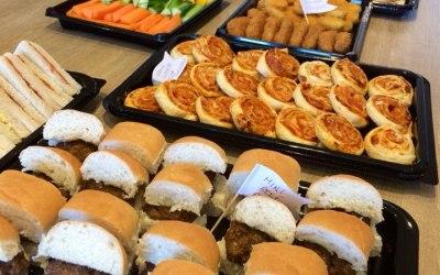 Homemade Buffet selection
