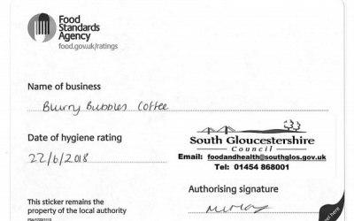 5 star hygiene rating