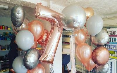 Rising High Balloons 2