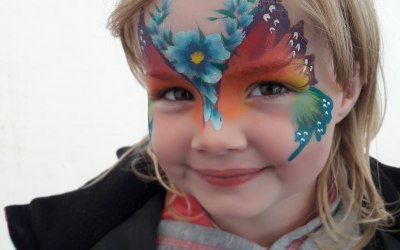 Colours Kids - Face Painting & Balloon Modelling  1