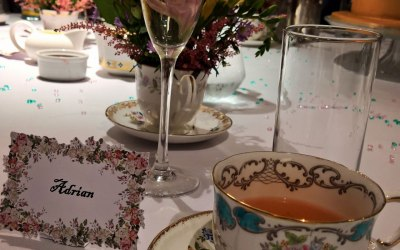 Afternoon Tea with Full Styling