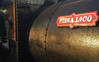 Mobile pizza Yorkshire