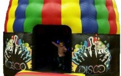 Disco Dome Bouncy Cast;e