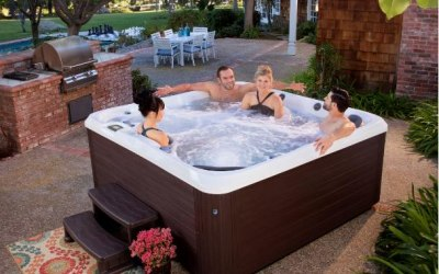 Heavenly Hot Tubs 1
