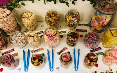 Sweet cart sweets