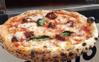 Mangiamo Wood Fired Pizza 6
