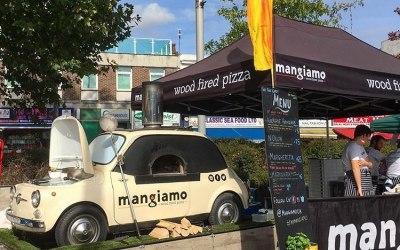 Mangiamo Wood Fired Pizza 2