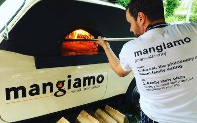 Mangiamo Wood Fired Pizza 3