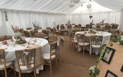 Yorkshire Meadow Marquees 8