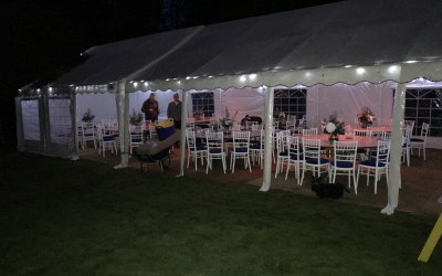 Yorkshire Meadow Marquees 9
