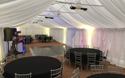 Yorkshire Meadow Marquees 1