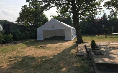 Yorkshire Meadow Marquees 6