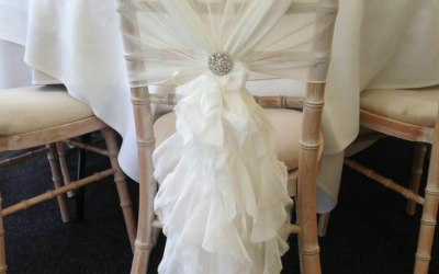 Chair Covers in all designs