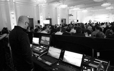 Sales Conference AV support