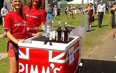 Pimms Trike Guard's Polo
