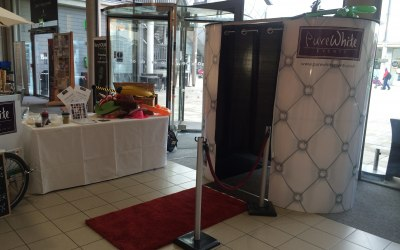Luxury Indoor Photo Booth