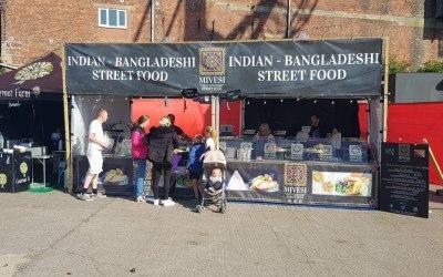 Mivesi Bangladeshi/Indian Street Food  2