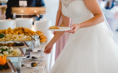 Wedding Catering Service - If you're looking for something a little more informal and fun for your wedding, our Spit Roast BBQ catering services are perfect!