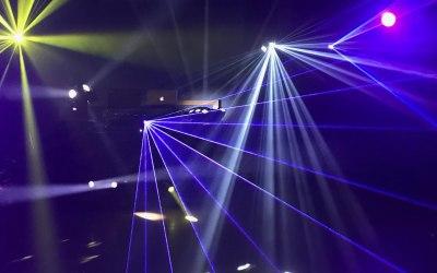 3d Laser Show