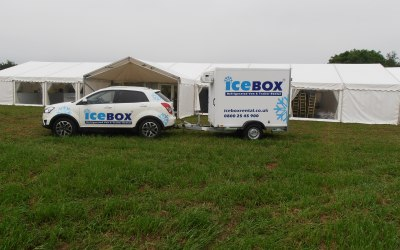 IceBox Rental - Refrigeration Buckinghamshire