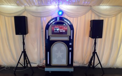 TouchScreen Jukebox Hire 9