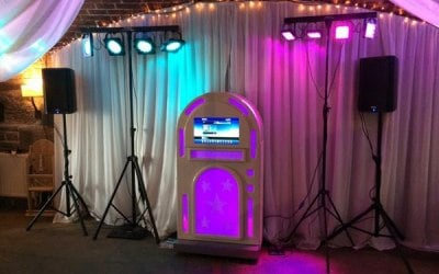 TouchScreen Jukebox Hire 8