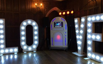 TouchScreen Jukebox Hire 2