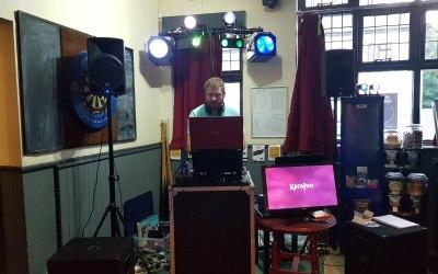 DJ Coopes Disco and Karaoke  2
