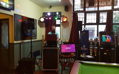 DJ Coopes Disco and Karaoke  1