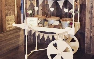 Amaize Popcorn Cart Hire Yorkshire