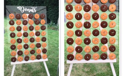 Amaize Donut Wall Hire Yorkshire