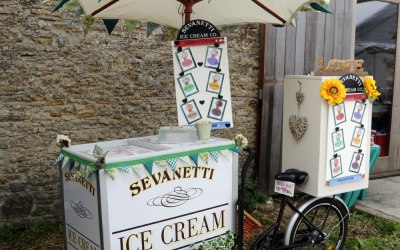 Sevanetti Ice Cream Bikes 1