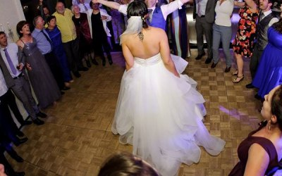 Let me organise your first dance