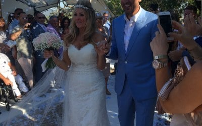 Ibiza Wedding at Pikes Hotel