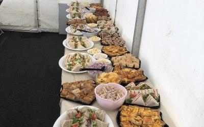 Part of a Buffet