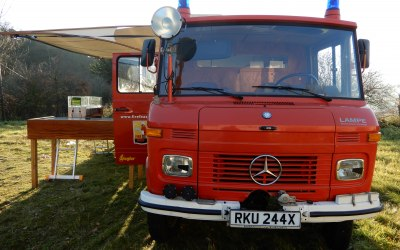 1982 Mercedes-Benz 409