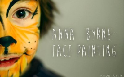 Anna Byrne Facepainting and Art Workshops 1