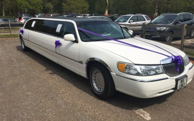 ASL Limousines & Wedding Cars 1