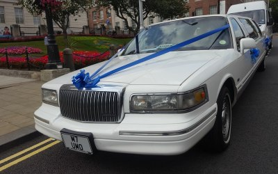 ASL Limousines & Wedding Cars 2