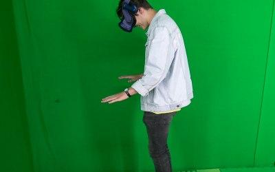 Walking the plank in VR