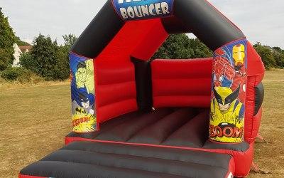 Topbanana Bouncy Castles 3