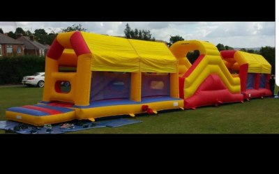 Topbanana Bouncy Castles 6