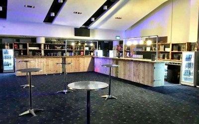 Indoor Festival Bar 4000 attendees