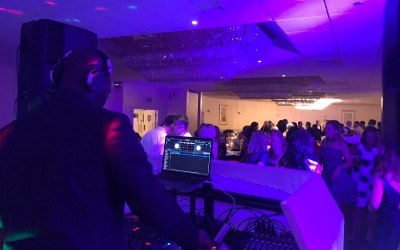 Playing at a School fundraising Black Tie Event!