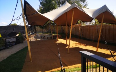 Prickly Pear Stretch Tents 6