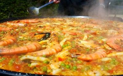 Signature Dish - Authentic Paella