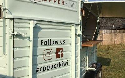 Copper Kiwi 5