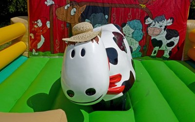 Rodeo Cow