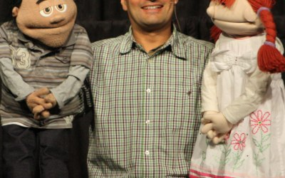 Daniel Dee - Puppeteer and ventriloquist